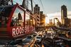 Off to Roosevelt Island (ericjmalave) Tags: 2018 city manhattan newyork sunset timelapse twilight