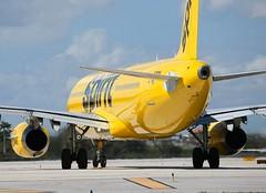 Spirit Airlines                                       Airbus A320                                N680NK (Flame1958) Tags: spirit spiritairlines spirita320 airbusa320 airbus a320 320 n680nk fll kfll fortlauderdale fortlauderdaleairport flap2018 0218 2018 170218 0891