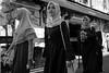 cloak of luxury fashion (andrewchewcc) Tags: woman walking street muslim bags black white jewellery luxury fashion singapore haji lane