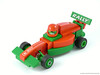 Formula Rally (Unijob Lindo) Tags: lego leg godt brick formula 1 f1 formula1 one rally car toy bricks klocki green red tire vehicle helmet driver race racing racer kart sport sports toys moc own creation plant stem stems flower flowers turbo boost rocket bracket brackets front slope slopes curved minifig head