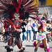 Aztec Dancers at Catedral Metropolitan