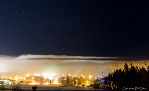 La Chaux-de-Fonds under a cloud blanket_DSC2802