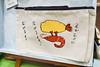 Fried Shrimp Pouch (Design Festa) Tags: designfesta design festa festival artfestival japanartfestival art japaneseconvention convention tokyobigsight tokyo japan designfestavol46 bouch bag canvasbag