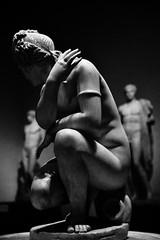 Aphrodite (Six.Star.Photography) Tags: aphrodite blackandwhte bw statue britishmuseum london england