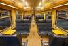 De gouden glans straalt af... (Tim Boric) Tags: trein treinstel emu interieur interiour nmbs sncb break bn train zug bahn spoorwegen railways