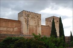 La Alcazaba (Granada, Andalucía, España, 8-6-2013) (Juanje Orío) Tags: andalucía granada provinciadegranada 2013 españa espagne espanha espanya spain castillo castle patrimoniodelahumanidad worldheritage fortaleza fortress