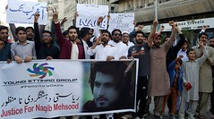 Pakistan police killing of a Pashtun youth fuels anger over
