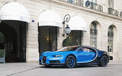 Le Ritz, Paris. (misterokz) Tags: bugatti paris chiron supercar hypercar carspotting spotting car voiture automobile photography hotel palace ritz misterokz