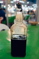 Jack Daniels soy sauce, anyone? (seasonal wanderer) Tags: cebu philippines olympusomdem5ii olympusmzuiko17mmf18 food larsian soysauce
