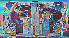 Zwiegespraech 01j abstrakt skulptural (wos---art) Tags: bildschichten zwiegespräche dialog kommunikation auseinandersetzung beziehung gespräch unterhaltung gott god begegnung meeting