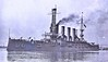 USS Tennessee Cruiser undated NARA165-WW-335D-016 (SSAVE over 10 MILLION views THX) Tags: cruiser usnavy ww1 worldwari warship ship