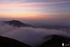 2018.2.20 大屯山日出 (Steven Weng) Tags: 大屯山 日出 台灣 台北市 taiwan sunrise 雲 clouds 雲海 canon eos5d2 ef2470 taipei