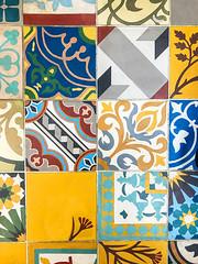Copenhagen, Denmark, 2017 (Photox0906) Tags: copenhague danemark europe copenhagen denmark colors floor azulejos tile pattern carreaux design style stylish traditional restaurant trendy
