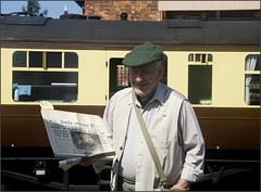 Severn Valley Railway 070713©Liz Callan (27) (Liz Callan) Tags: severnvalley railway severnvalleyrailway vintage trains train people kidderminster lizcallan lizcallanphotograph lizcallanphotography