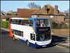 19053, Minnis Road (Jason 87030) Tags: bus doubledecker 34 ramsgate thanet birchington eastkent southeast minnisroad route service red white blue orange canon eos pole february 2018 roadside shot shoot wheels man passenger uk holiday feb weather sunny light transport stagecoach photo photos pic pics socialenvy pleaseforgiveme picture pictures snapshot art beautiful picoftheday photooftheday color allshots exposure composition focus capture moment