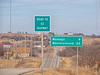 """Road to Oz"", 10 Feb 2017 (photography.by.ROEVER) Tags: kansas trip roadtrip 2017 february february2017 wamego wabaunseecounty k99 road highway roadtoozhighway sign usa"