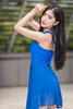 Qi Qi - DG - 013 (jasonlcs2008) Tags: jasonlcs singapore fashion beautiful nice sexy good wonderful outdoor sunny woman girl lady photoshoot model modeling pose poses pretty tight qiqi blue