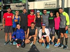 ¡Sábado de fondo! #soycorrecaminos #marathontraining #miamimarathon #londonmarathon #bostonmarathon #running #costarica
