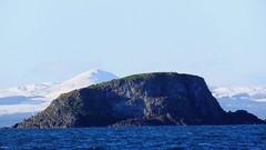 winter on the Forth (byronv2) Tags: northberwick scotland coast coastal eastlothian firthofforth rnbforth river riverforth sea northsea winter island geology inch fife hills snow winterhills