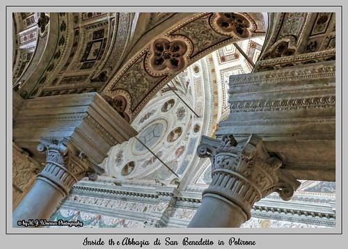 Inside the Abbazia di San Benedetto in Polirone  09