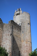 Le château de Najac (fa5962) Tags: occitanie châteaux châteaudenajac najac aveyron frédéricadant adant eos760d