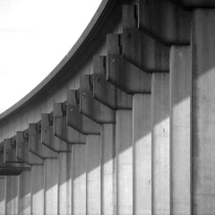 линии и тени (sculptorli) Tags: abstract minimalism simplicity lines shadow blackandwhite less bridge brücken bro ombra 影 ponte 桥 pont brücke puente líneas lignes ligne lignée queue chaîne trait fil linien 线 linee линии тень мост most