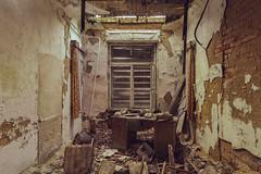 - Callcenter - (mariburg) Tags: abandoned rotten marode 6d canoneos6d forgotten ruin decay desolate derelict canonef1635mmf4lisusm