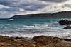 La Baia delle Orte e i suoi colori (diegozizzari) Tags: otranto mare onde cielo colori panorama scogli scogliera nuvole lecce orte palascia salento