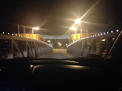 Bridges (beecruising) Tags: nighttime night town highway road roadtrip traveling lights love city beauty cityscape nightscape california cruisingtheworld travelingbee iphone nofilter iphone5c landscape grandcanyonbound