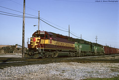 WC6543_Argo-CHI_0592 (mswphoto44) Tags: chicago wisconsin central wc argo canal cp crossing sd45 ihb