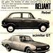 Reliant Rebel & Scimitar GT (1965-66)