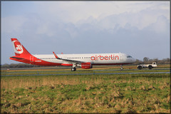 OE-IFY Airbus A321-211(W) (Air Berlin) (elevationair ✈) Tags: shannon airport shannonairport snn einn ireland sun sunny avgeek aviation airplane plane aircraft overhaul maintenance airliners airlines kip notacompetition airberlin airbus a321 airbusa321211w oeify dabcv