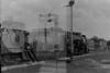 Double Exposure 2 (William 74) Tags: train steamlocomotive cbq railroad blackandwhite bw blackwhite film double exposure signal mendota illinois