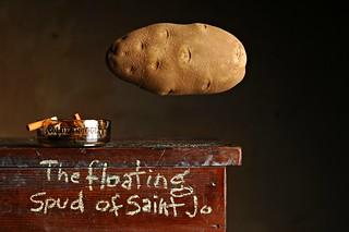 The Floating Spud of Saint Jo