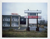 (.tom troutman.) Tags: polaroid land 250 instant film analog fuji fp 100c packfilm newjersey nj abandoned motel