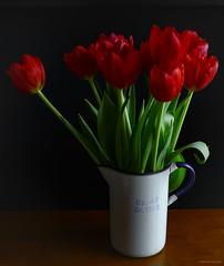 Buketten (MIKAEL82KARLSSON) Tags: tulpan blommor flower sverige sweden dalarna sony rx100lll mikael82karlsson flickr