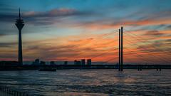 Düsseldorf - Rheinufer (FBK1956) Tags: 2018 altstadt deutschland düsseldorf nrw nordrheinwestfalen de