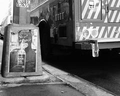 Dasani Air (Zach K) Tags: dasani air political art pollution congestion sticker nyc manhattan chelsea dasaniair breathe clean oxygen batman batdude breathing exhaust