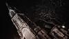 church nightshot 11.01.2018 (FotoTrenz NRW) Tags: curch nightshot düsseldorf nrw stadtkirche stmariaempfängnis dunkel nacht night contrast perspective architecture tower turm kirchturm sw blackwhite bw monochrome