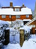Snowhere to Go (Henry Hemming) Tags: house cottage quaint unchanged village pantile snow white snowy