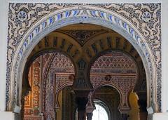 Real Alcázar de Sevilla (joseange) Tags: sevilla realalcázar mudéjar españa andalucía