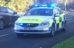 Hertfordshire Police Volvo Responding (slinkierbus268) Tags: hertfordshire police policecar hertfordshirepolice hertfordshireconstabulary volvo responding bluelights sirens hemel hempstead