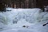 Icefall (Bulda9) Tags: icefall waterfall park national panorama river frozen ice march winter