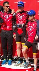 El team clavería en el Cto Aragonés y madrileño de duatlon 9