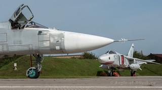 Sukhoi Su-24M(R)