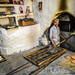 Haciendo pan, Fez, Morocco