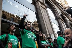 2018_01_11_Manifestació Som 27 i més_Joanna Chichelnitzky(06) (Fotomovimiento) Tags: fotomovimiento barcelona catalunya catalonia cataluña concentración som27imés manifestación color personas gente represión policianacional policia universidad