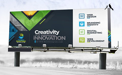 CreativePainting_Mega Branding Identity Template (ContestDesign) Tags: branding identity bundle stationery big pack package full kit stationary template juniper corporate creative photoshop indesign business card letterhead brochure project proposal invoice compliment envelopes presentation folder flyer poster signage rollup banner billboard shopping bag certificate cd dvd social media cover fax paper