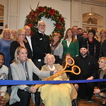 Ribbon Cutting - The Moments Memory Care