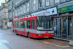 D&E, Inverness S99YST (busmanscotland) Tags: de inverness s99yst s99 yst marchwood totten daf sb120 wright cadet go south coast 3406 556 yg52cen yg52 cen